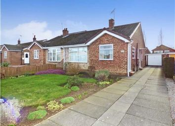 Thumbnail 2 bedroom semi-detached bungalow for sale in Barnes Way, Dresden, Stoke-On-Trent