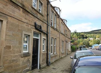 Thumbnail 1 bed flat for sale in Hall Street, Innerleithen