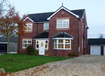 Thumbnail 5 bed detached house for sale in Crispin Way, Bottesford, Scunthorpe
