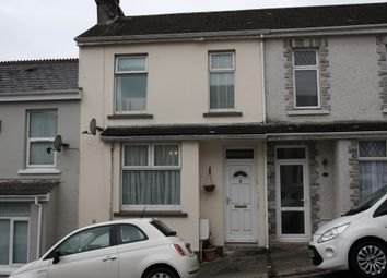 Thumbnail 3 bed terraced house to rent in Eliot Street, Plymouth