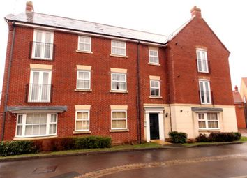 Thumbnail 2 bed flat to rent in Stackpole Crescent, Blunsdon, Swindon