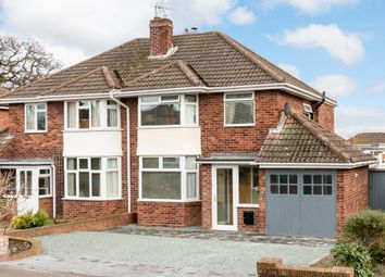 Thumbnail 3 bed semi-detached house for sale in Ellesmere Drive, Shrewsbury