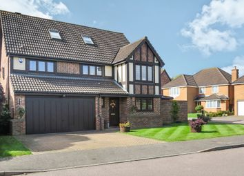 Thumbnail 5 bed detached house for sale in The Copse, Hemel Hempstead