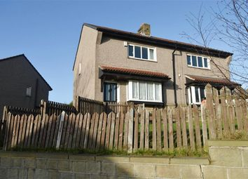 Thumbnail 2 bedroom semi-detached house for sale in Browning Road, Deighton, Huddersfield