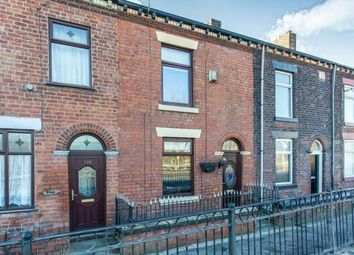 Thumbnail 2 bedroom terraced house for sale in Manchester Road, Westhoughton, Bolton, Greater Manchester