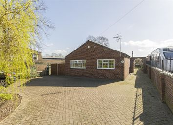 Thumbnail 3 bed detached bungalow for sale in Clowne Road, Shuttlewood, Chesterfield
