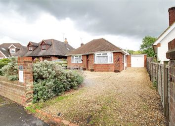 Thumbnail 3 bed detached bungalow for sale in Wyndham Crescent, Woodley, Reading, Berkshire