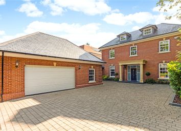 Thumbnail 4 bedroom detached house for sale in Bingham Avenue, Evening Hill, Poole, Dorset