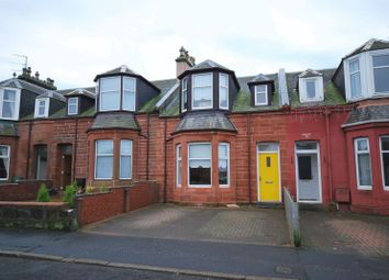 Thumbnail 3 bed terraced house for sale in 21 Woodfield Road, Ayr