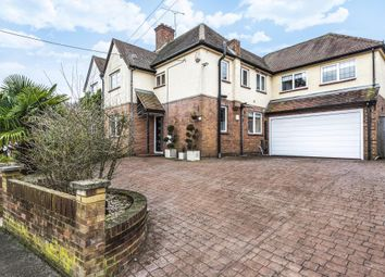 Thumbnail 4 bedroom semi-detached house for sale in South Ascot, Berkshire