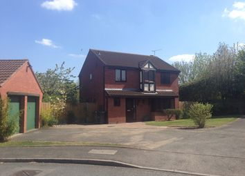Thumbnail 4 bed detached house for sale in Homestead Avenue, Wall Meadow, Worcester
