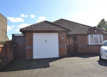 Thumbnail 2 bed bungalow to rent in New Walks, Shepshed, Leicestershire