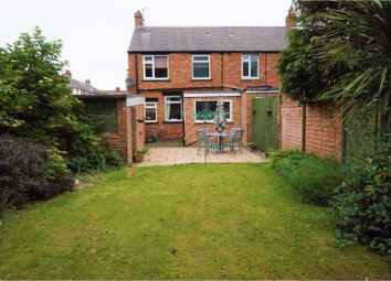 Thumbnail 2 bed semi-detached house for sale in Newby Grove, Stockton-On-Tees