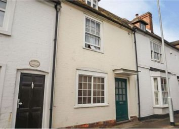 Thumbnail 3 bed terraced house to rent in The Street, Faversham