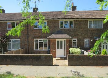 Thumbnail 3 bed terraced house for sale in Pevensey Close, Crawley