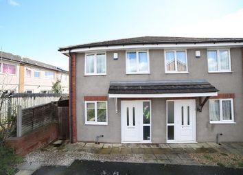 Thumbnail 3 bedroom semi-detached house for sale in Paddock Court, Dawley, Telford