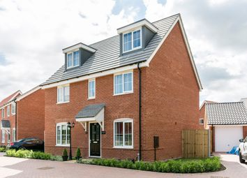 Thumbnail 5 bed detached house for sale in Crabapple Road, Dereham