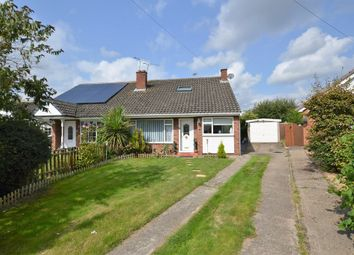 Thumbnail 5 bed semi-detached bungalow for sale in Gleneagles Close, Vicars Cross, Chester