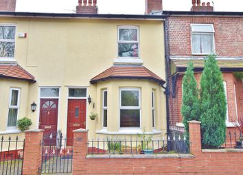 Thumbnail 2 bed terraced house for sale in Oxford Street, Eccles, Manchester