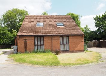 Thumbnail 1 bed semi-detached house for sale in Hounsfield Close, Newark