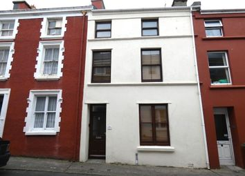 Thumbnail 4 bed terraced house for sale in Mona Street, Peel, Isle Of Man