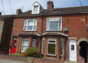 Thumbnail 3 bedroom terraced house for sale in Holly Road, Lowestoft