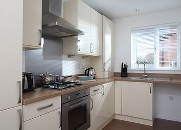 "Thumbnail 2 bed terraced house for sale in ""Aston"" at Close Lane, Alsager, Stoke-On-Trent"