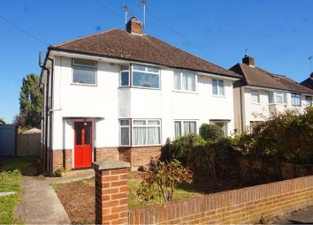 Thumbnail 3 bed semi-detached bungalow for sale in Glade Road, Marlow