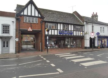 Thumbnail Retail premises for sale in High Street, Steyning