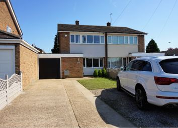 Thumbnail 3 bed semi-detached house for sale in Ryeland Way, Duston