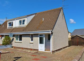 Thumbnail 2 bed semi-detached house for sale in 7 Bowling Green Road, Sandhead