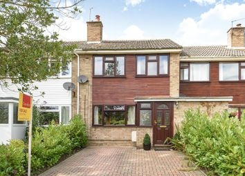 Thumbnail 3 bed terraced house for sale in Park Road, North Leigh, Witney