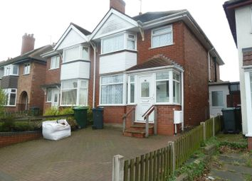 Thumbnail 3 bedroom semi-detached house to rent in Lyndhurst Road, West Bromwich