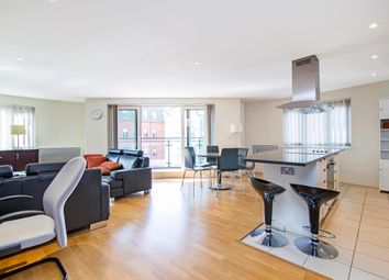 Thumbnail 2 bed flat for sale in Castle Court, Brewhouse Lane, Putney