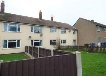 Thumbnail 1 bed flat to rent in Eaton Road, Rocester, Uttoxeter