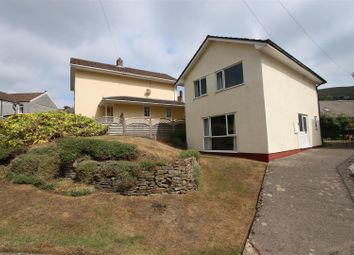 Thumbnail 3 bed detached house for sale in Farm Close, Abertridwr, Caerphilly