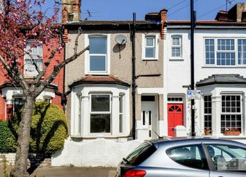 Thumbnail 2 bed terraced house for sale in Blenheim Road, London