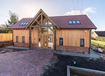 Thumbnail 4 bed detached house for sale in Paccombe, Redlynch, Salisbury