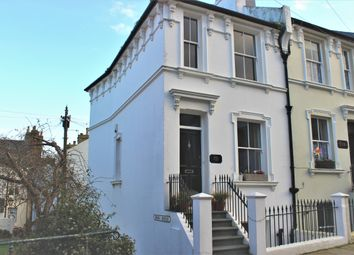 Thumbnail 3 bedroom end terrace house to rent in Hill Street, Hastings