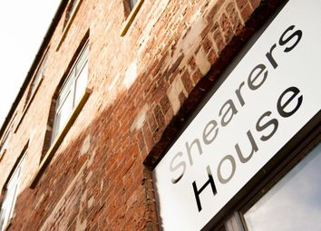 Thumbnail 1 bed flat to rent in Shearers House, East Street, Leeds, West Yorkshire
