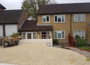Thumbnail 3 bed semi-detached house for sale in Isleham, Ely, Cambridgeshire