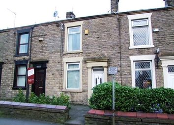 Thumbnail 2 bedroom terraced house to rent in Ripponden Road, Watersheddings, Oldham