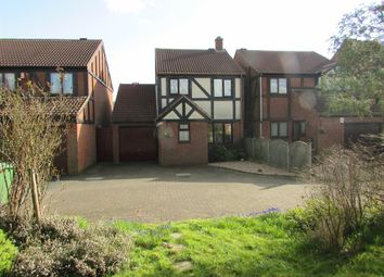 Thumbnail 3 bed detached house to rent in Frankholmes Drive, Shirley