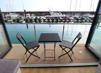 Western Concourse, Brighton Marina Village, Brighton BN2. 2 bed houseboat