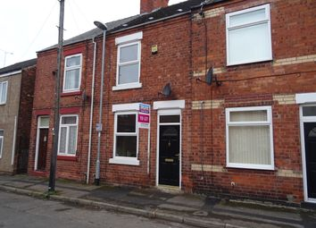 Thumbnail 2 bedroom terraced house to rent in Cresswell Street, Worksop