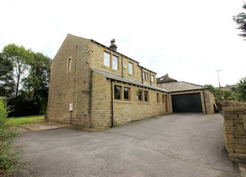Thumbnail 4 bed detached house for sale in Ing House, Colders Lane, Meltham