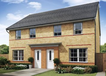 """Thumbnail 3 bedroom semi-detached house for sale in """"Maidstone"""" at Tenth Avenue, Morpeth"""