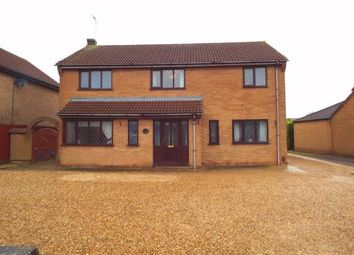 4 bed detached house for sale in Stonald Road, Whittlesey, Peterborough, Cambridgeshire PE7