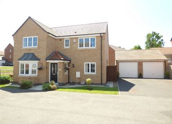 Thumbnail 4 bed detached house for sale in Oban Drive, Peterborough, Cambridgeshire