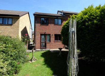 Thumbnail 1 bedroom semi-detached house for sale in Ludlow Close, Willsbridge, Bristol
